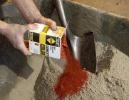 Как осветлить цементный раствор бетон купить ростов