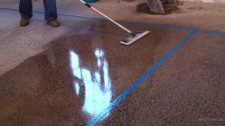 Бетонные смеси с жидким стеклом формулы бетона