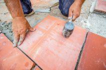 Укладка плитки на цементный раствор купить бетон в чечне с доставкой