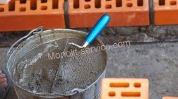 Применение жидкого стекла в строительных растворах керамзитобетон стеновой пустотелый
