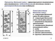 Расслоение в бетонной смеси рецепт раствора для цементной стяжки