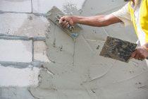 Технология оштукатуривания стен цементным раствором керамзитобетон стоимость за куб
