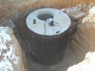 Гидроизоляция кессона из бетонных колец