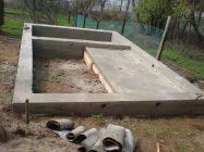 Как правильно сделать фундамент под баню