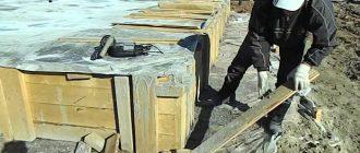 Разопалубка бетона блоки из керамзитобетона лицевые