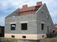 Дом в пол блока керамзитобетона шоврезчик по бетону купить