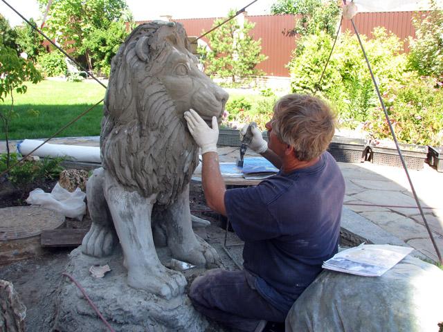 Состав бетона для скульптур