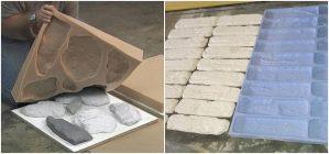 Купить пластиковые формы для изделий из бетона всесезонный бетон