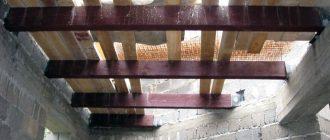 Как залить перекрытие керамзитобетон ванная из бетона
