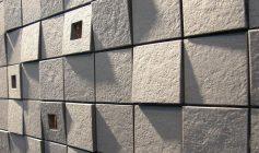 Виды фасадных панелей из бетона покрытие из тощего бетона