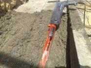 вибратор для бетона насадка на перфоратор купить