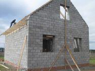 Делаем дом из керамзитобетона влага для бетона