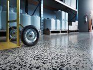отполированный бетон