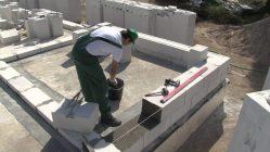 Как правильно строить дом из газобетона